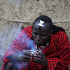 "A Masai Warrior demonstrates how to create fire using donkey dung in his village at Lake Manyara:  <a href=""http://nomadicsamuel.com/photo-essays/the-people-of-tanzania"">http://nomadicsamuel.com/photo-essays/the-people-of-tanzania</a>"