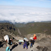 "Some porters climbing up the Great Barranco Wall on Mount Kilimanjaro:<br /> <a href=""http://nomadicsamuel.com/photo-essays/the-people-of-tanzania"">http://nomadicsamuel.com/photo-essays/the-people-of-tanzania</a>"