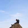 "A porter resting on a rock on Mount Kilimanjaro:  <a href=""http://nomadicsamuel.com/photo-essays/the-people-of-tanzania"">http://nomadicsamuel.com/photo-essays/the-people-of-tanzania</a>"
