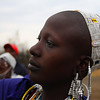 "A young Masai woman in a village at Lake Manyara:  <a href=""http://nomadicsamuel.com/photo-essays/the-people-of-tanzania"">http://nomadicsamuel.com/photo-essays/the-people-of-tanzania</a>"