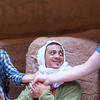 Our surprise wedding at Jordan, Petra was something we'll never forget.  Our families I'm sure won't either ;)