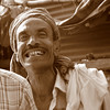 One of my favourite photos from my time in Bangladesh was of this man who flashed a toothy smile - Old Dhaka, Bangladesh.