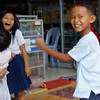 Smiles of Cambodia - Khmer people radiating lovely grins.