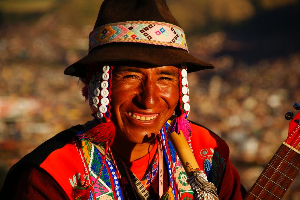 The smiles of South America - Ecuador, Peru, Argentina, Chile, Bolivia and Uruguay.