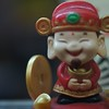 This smiling souvenir was something I noticed as I walked along the Shilin night market - Taipei, Taiwan.