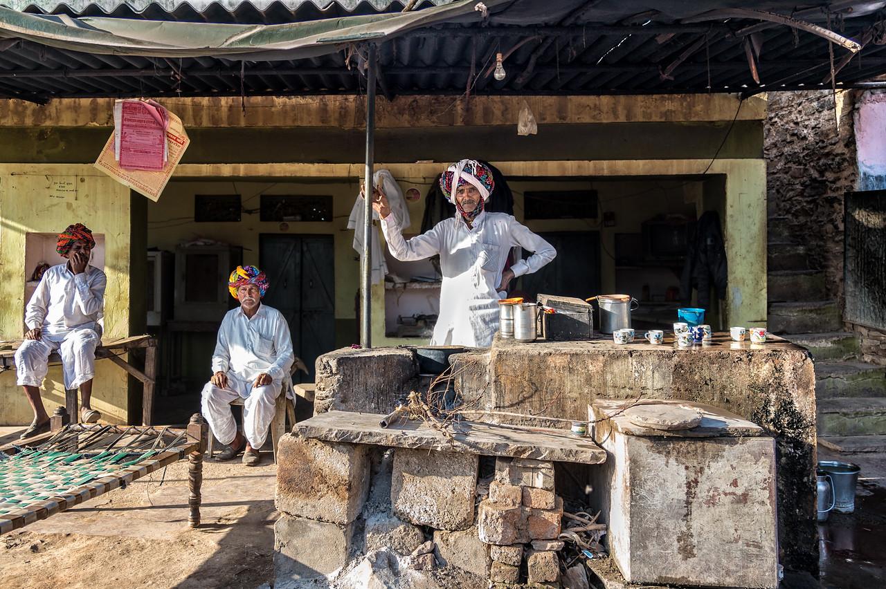 The Tea Man of Tikkarda