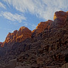 The rock formations are especially impressive at Wadi Rum.  I'm not a huge fan of HDR photography but I found myself taking several of these types of shots given the contrast between harsh shadows and light.