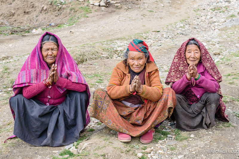 Namaste from the Retirement Community