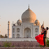 Love at the Taj Mahal