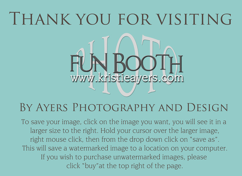 1 thank you for visiting the fun booth