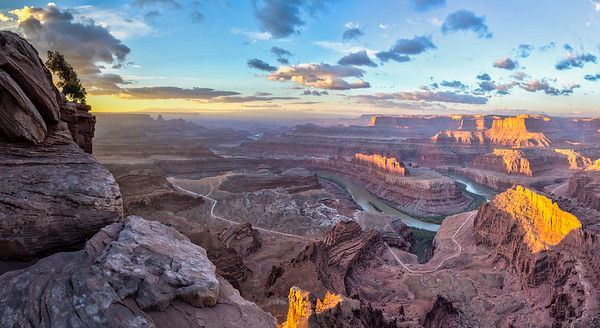 Moab, Arches, Canyonland by Air and Time Lapse