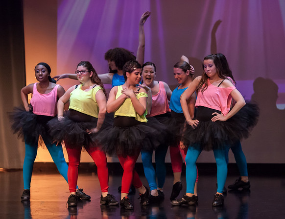 Gallaudet Dance Company  57th Spring Dance Concert entitled Power of Dance