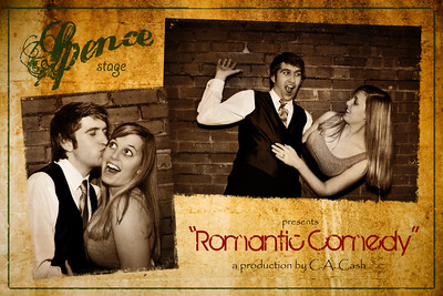 Romantic Comedy - This couple was so fun to photograph.  Just look at those faces.