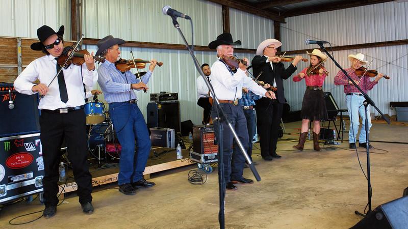 Fiddle Extravaganza - led by Jody Nix