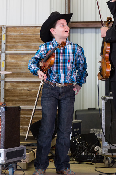 Jack - Fiddle Prodigy - Keeping the Tradition