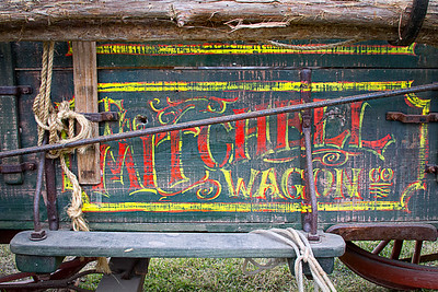 The Mitchell Wagon Co.