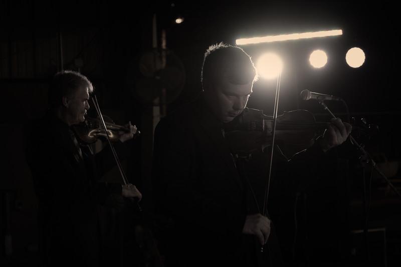 Jess Meador & Hank Singer