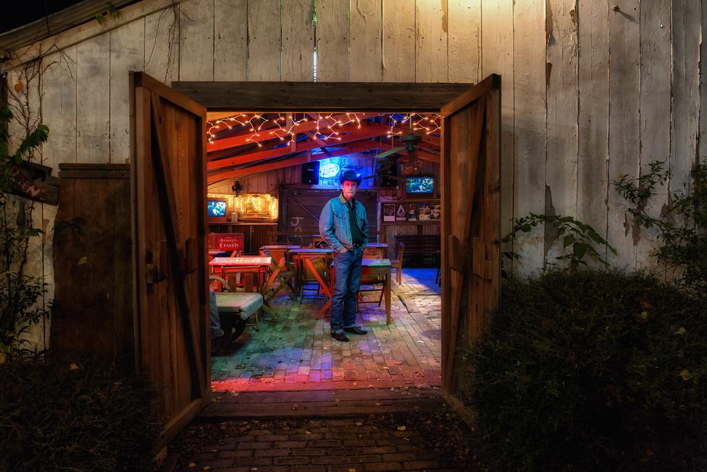 Stephen Dean - Schroeder Hall Saloon