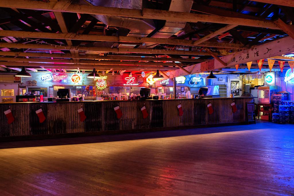 Schroeder Hall - 2nd Oldest Dance Hall in Texas