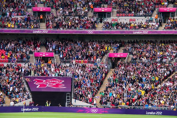 GB vs Brazil women's Olympics football