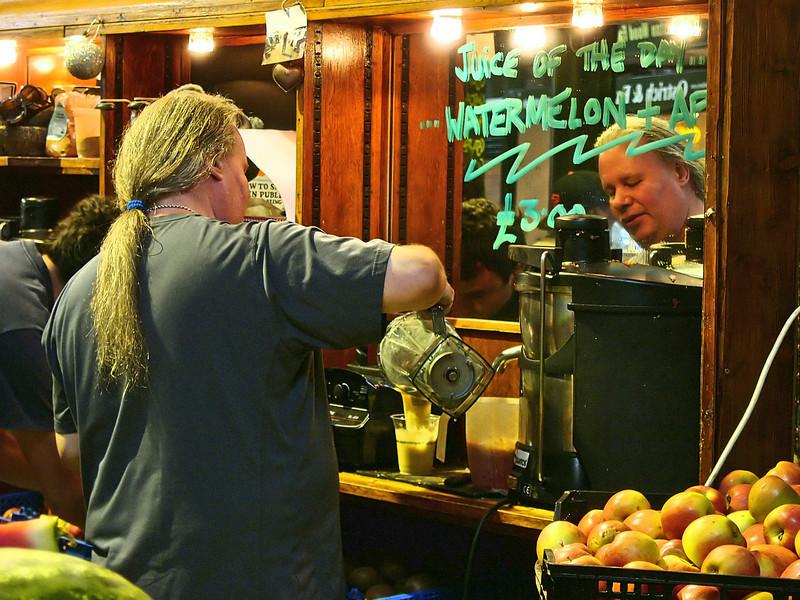 Borough Market Juice Bar