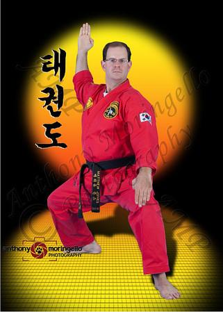 John Chung Tae Kwon Do 2009-11-07