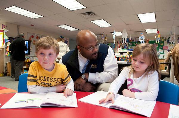 Kindergarten Castles - March 1, 2013