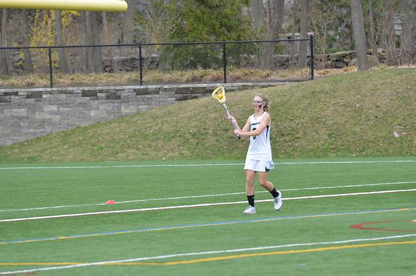 Varsity Girls' Lacrosse Spring 2013