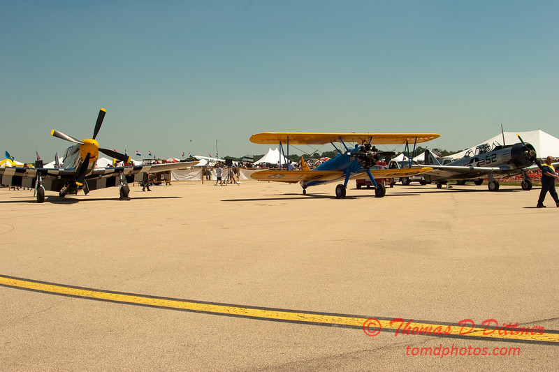 231 - Prairie Air Show - Peoria Illinois - 2005