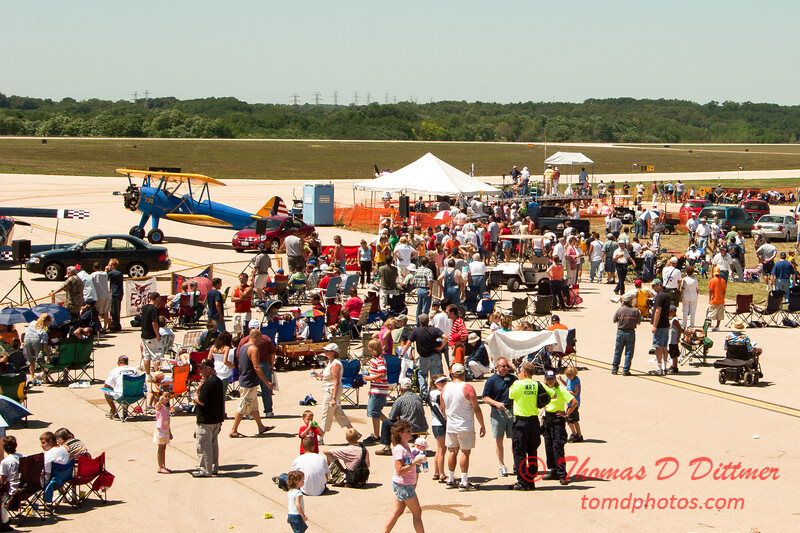 138 - Prairie Air Show - Peoria Illinois - 2005