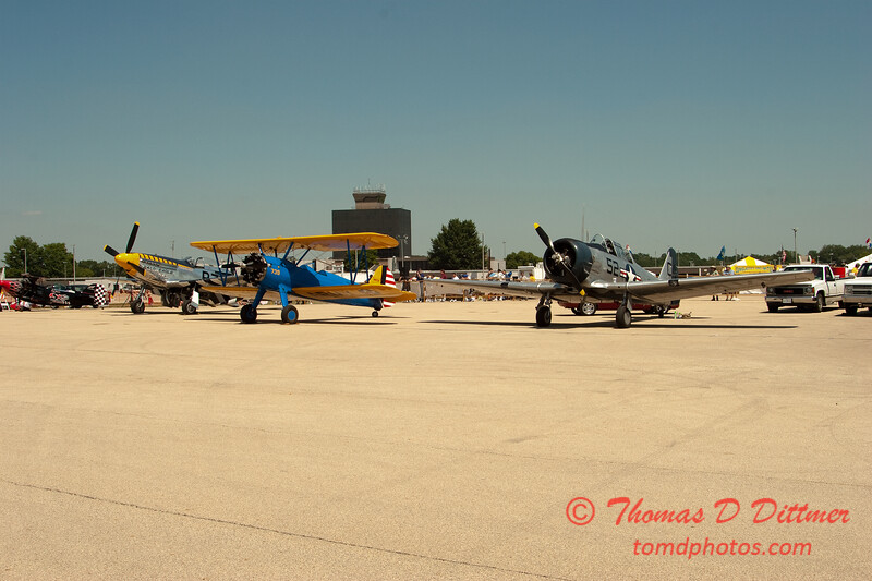 235 - Prairie Air Show - Peoria Illinois - 2005