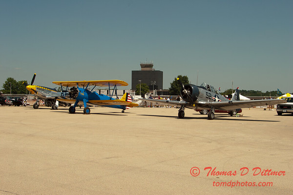 236 - Prairie Air Show - Peoria Illinois - 2005