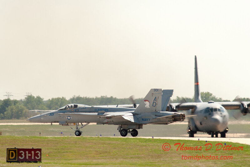 173 - Prairie Air Show - Peoria Illinois - 2005