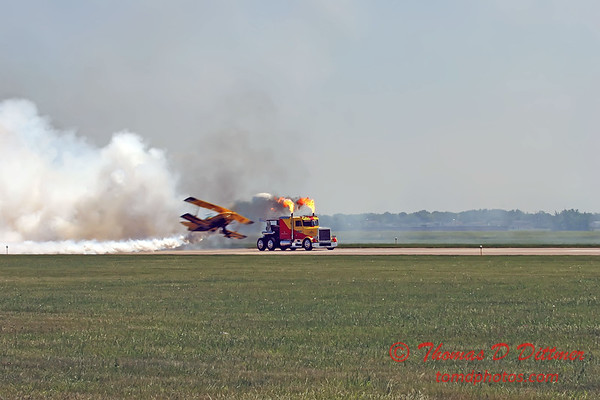 2006 Quad Cities Air Show 124 - Shockwave  Pitts Special