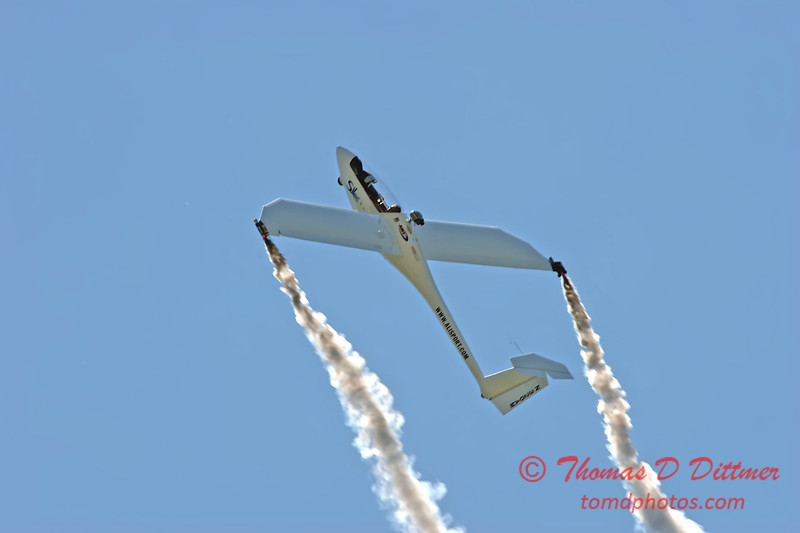 2006 Quad Cities Air Show 76 - Jet Powered Glider