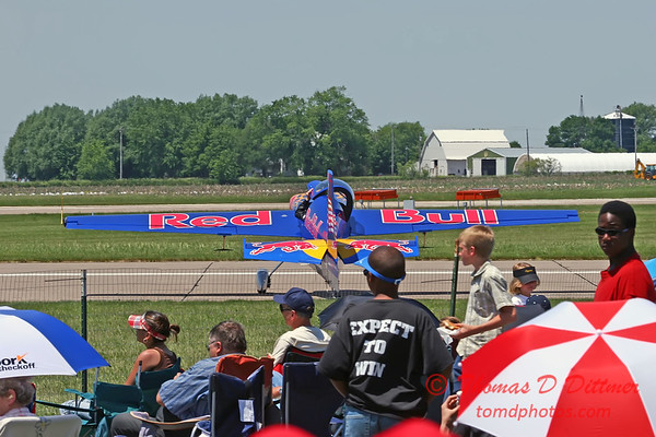 2006 Quad Cities Air Show - 59 - Red Bull Extra 300S