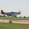 """2006 Quad Cities Air Show 86 - P51 Mustang """"Gunfighter"""""""
