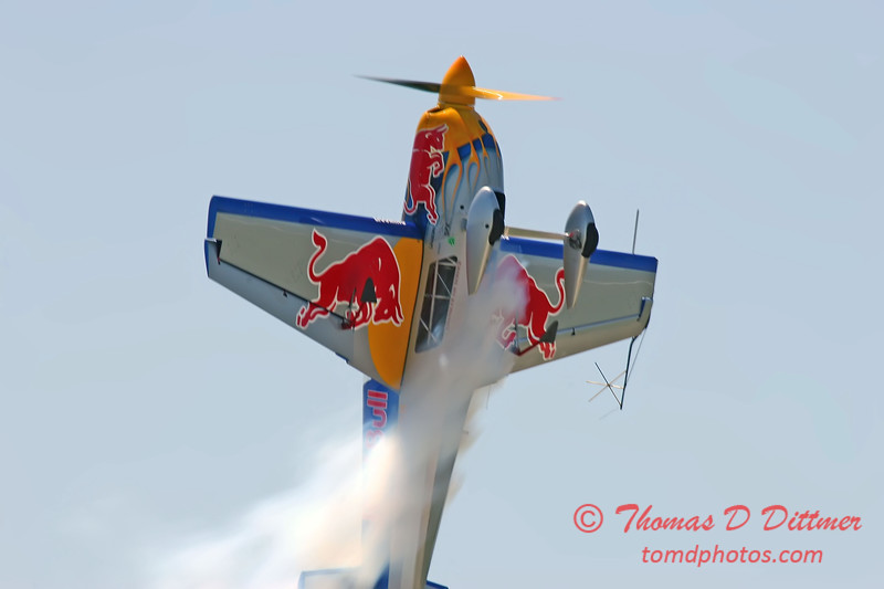 2006 Quad Cities Air Show - 62 - Red Bull Extra 300S