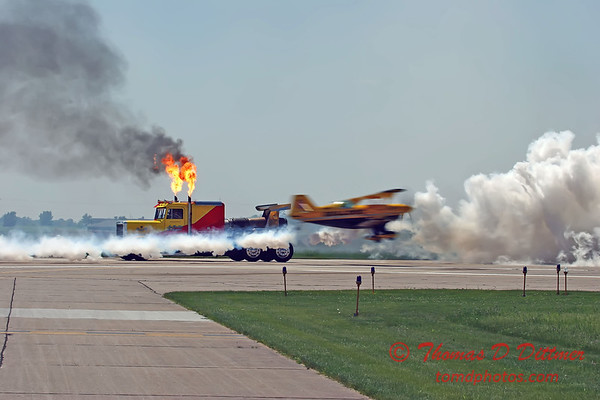 2006 Quad Cities Air Show 123 - Shockwave  Pitts Special