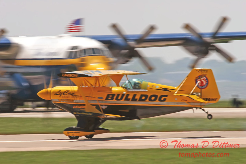 2006 Quad Cities Air Show 73 - Bulldog Jim Leroy Pitts Special
