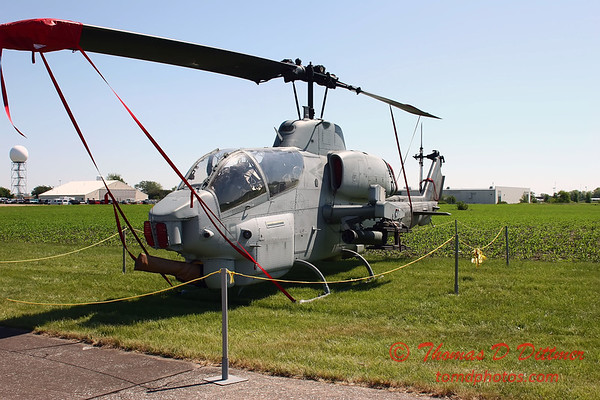 2006 Quad Cities Air Show - 30 - AH1 Huey Cobra Attack Helicopter