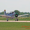 "2006 Quad Cities Air Show 112 - T28 Trojan ""Ditto"""
