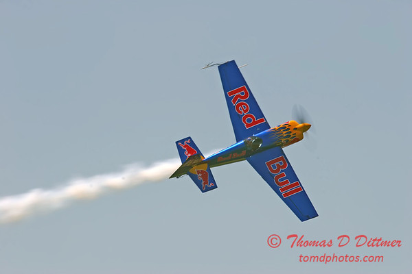2006 Quad Cities Air Show - 68 - Red Bull Extra 300S