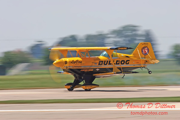 2006 Quad Cities Air Show 72 - Bulldog Jim Leroy Pitts Special