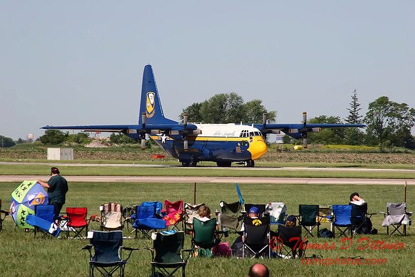 "2006 Quad Cities Air Show - 22 - C130 Hercules ""Fat Albert"""