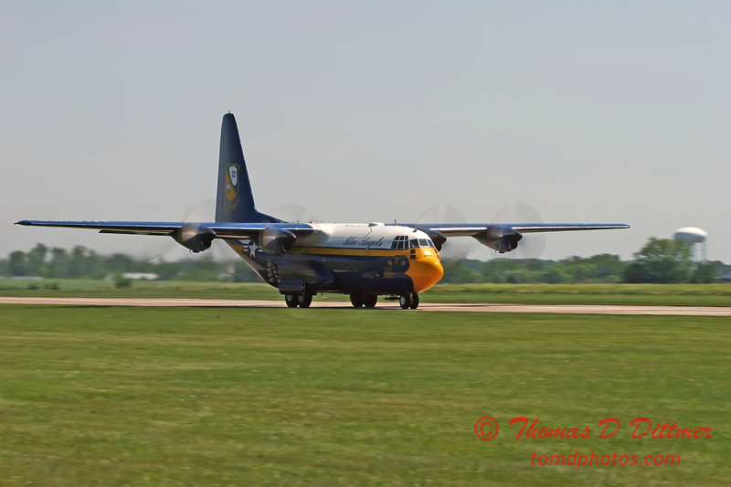 "2006 Quad Cities Air Show 133 - C130 Hercules ""Fat Albert"""