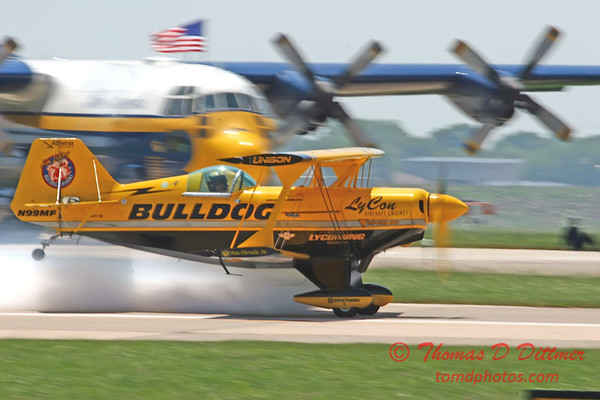 2006 Quad Cities Air Show 74 - Bulldog Jim Leroy Pitts Special