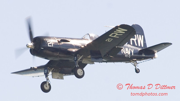 2006 TCF Bank Air Expo 543 - F4U Corsair