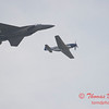 2006 TCF Bank Air Expo 769 - US Air Force Heritage Flight - P51 Mustang & F15 Eagle