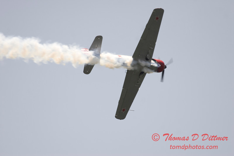 2006 TCF Bank Air Expo 340 - Aerostars - YAK 52